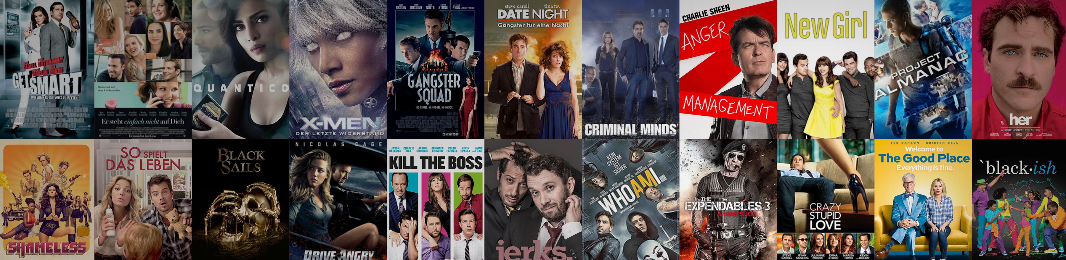 Die besten Serien und Filme ohne Werbeunterbrechung, wann und wo Sie wollen.
