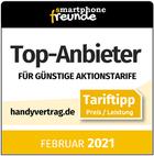 Top-Anbieter für günstige Aktionstarife - smartphonefreunde.de